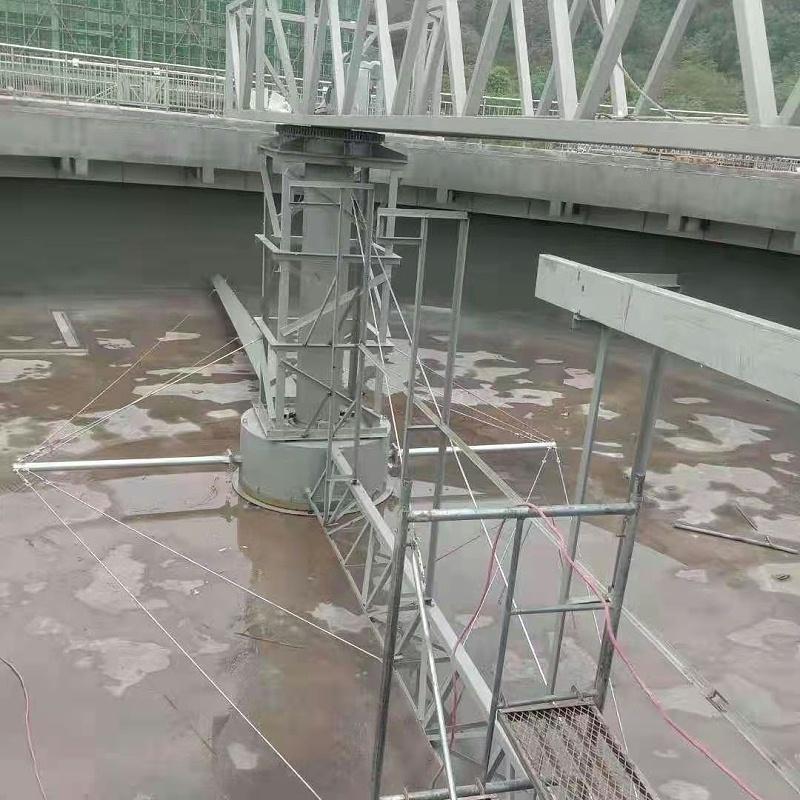 襄绿环保神奇的ZDX型中心传动单管吸泥机