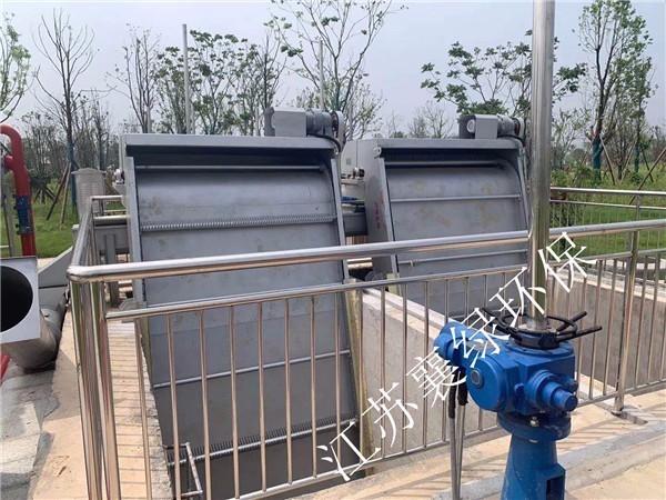 河道机械格栅除污机