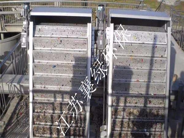 网板式机械格栅除污机