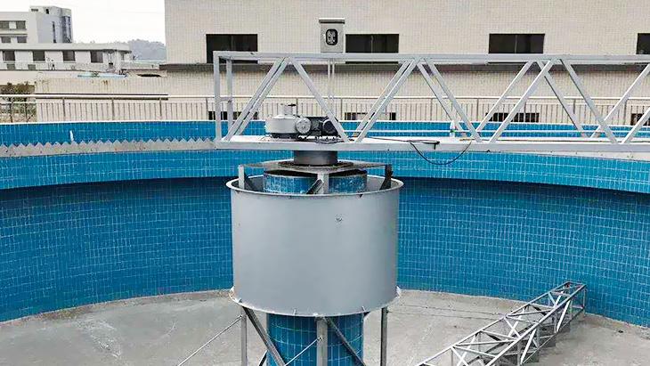 纺织污水处理工程案例